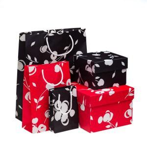 linea tessuto cherry confezioni regalo carta regalo shopper bag confezioni regalo loris of florence